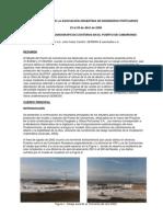 Cardini AADIP 2008 - Estudios Oceanograficos Camarones
