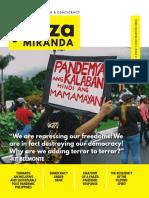 Plaza Miranda Q3 2020 Issue