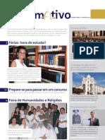 Informativo - 2º semestre de 2010