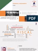 Webinar de Fiscal Para Principiantes y Emprendedores