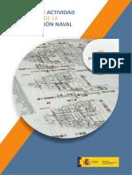 INFORME DE ACTIVIDAD DEL SECTOR DE CONSTRUCCIÓN NAVAL AÑO 2016