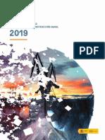 INFORME DE ACTIVIDAD DEL SECTOR DE CONSTRUCCIÓN NAVAL AÑO 2019