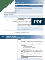 Planeación Docente  UNIDAD 2 Actividad 2-Ética profesional