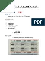 PHYSICS LAB ASSENGMENT   SHAAFICI .docx