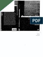 Deconstrucción y crítica