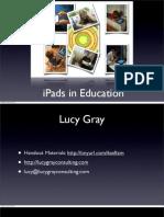 iPads in Education Webinar