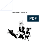 ENSINO DA MUSICA