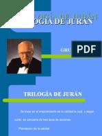 TRILOGÍA DE JURÁN