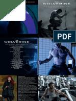 Digital Booklet - The Wolverine