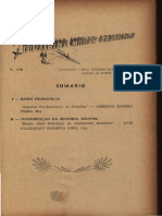 Doutrina Militar Brasileira -Ensaio Sobre Psicologia Do Combatente Brasileiro- Gen Flamarion Barreto Lima