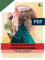 TRABALHO ESTETICA E FORMACAO HUMANA