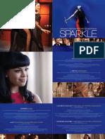 Digital Booklet - Sparkle