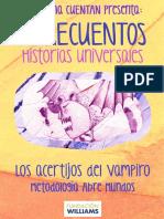 Los acertijos del vampiro