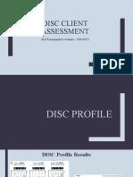 Alif K Artanto 29119331 - DISC Assessment.pptx