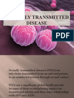 UTS - Sexually transmitted disease