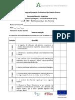 Teste de avaliação - 3525