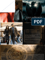 Digital Booklet - Angels & Demons