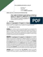 ALEGATO DE APERTURA FILIAL ABANCAY TECNICAS L