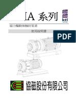9_10 AMA series pump Manual CHIN