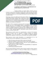 SITUACIONES DEL CONTEXTO CONVIVENCIAL Y 5 PROBLEMATICAS PRIORITARIAS DE LA INSTITUCION