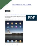 Configuración Inalámbrica en Ipad.docx