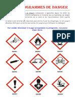 Les Pictogrammes de Dangers
