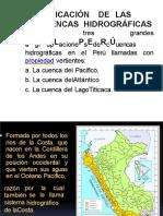 CLASIFICACION DE LAS CUENCAS HIDROGRAFICAS-convertido