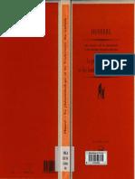 Edmund Husserl - Ideen III