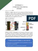 Módulo 1 - Actividad Nº 2 - Conectores del Panel Frontal