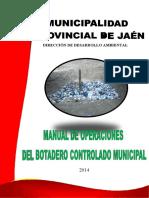 MANUAL DE OPERACIONES BOTADERO - MUNICIPAL JAEN.docx