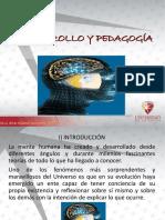 PRESENTACION UNIDAD 3 DESARROLLO Y PEDAGOGIA