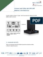 Guía de ALERTAS  INNOVA URT 1-3K-1