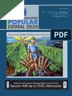 libro EDUCADOR POPULAR