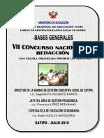 Bases Para El VII Concurso Nacional de Redaccion.docx