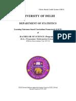 STATS Annexure-82. B.Sc.(Programme) Mathematical Sciences