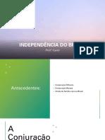 independencia do brasil