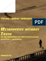 Sorgner - Metaphysics Without Truth On the Importance of Consistency within Nietzsche's Philosophy - Marquette University.pdf
