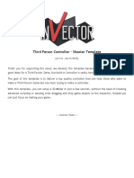 Invector - Documentation_Shooter