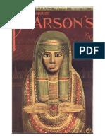Pearson Magazine Mysterious Mummy