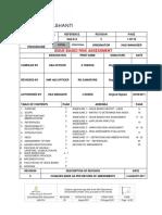 HS 014 Issue Based Risk Assessment