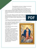 Oraciones para el rosario agosto