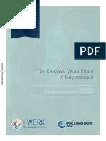 Mozambique cassava