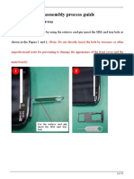 Blaine - Moto G6 - QL1688 disassemblyProcess guide.docx