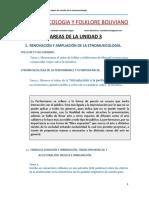 DOCUMENTO DE PRESENTACION  DE TAREAS - UNIDAD 3.