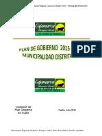 PLAN 2015 - 2018