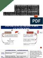 Seminario 4 Importancia Biomedica