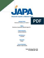 América Latina en la primera mitad del Siglo XX