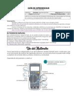 Amperímetro y multímetro_9