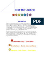 All About the Chakras