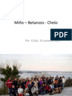 Miño – Betanzos - Chelo